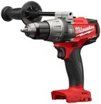 M18 Fuel Cordless 1/2 18 Volts Drill Bare Tool 2704-20 Milwaukee