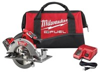 2731-21 D-w-o Milwaukee M18 Fuel Cordless 18 Volts 7-1/4 Circular Saw Kit CATO532,2731-21,045242319404,