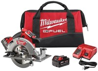 2731-22 D-w-o Milwaukee M18 Fuel Cordless 18 Volts 7-1/4 Circular Saw Kit CATO532,2731-22,045242319411,