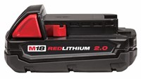 48-11-1820 Milwaukee M18 Redlithium 18 Volts Power Tool Battery Only CAT532,48-11-1820,48111820,045242288755
