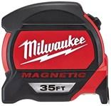 48-22-7135 Milwaukee 35 Magnetic Tape Measure CAT532H,48-22-7135,48227135,045242486922