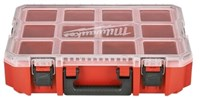 14 10 Compartment Storage Box 48-22-8030 Milwaukee CAT532H,48-22-8030,48228030,731161043826