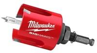 Big Hawg D-w-o 2-9/16 Steel Hole Saw 49-56-9010 Milwaukee CATO532,49-56-9010,045242200481,SF2916,BH2916,RRT17,