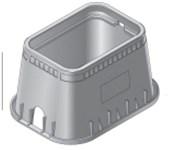D1200-dicirblu Nds 12 X 17 Polyolefin Meter Box Lid CAT423B,D1200-DICIRBLU,052063021096,