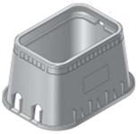 D1200-dudirb Nds 14 X 19 X 12 Polyolefin Meter Box CAT423B,D1200-DUDIRB,052063046075,