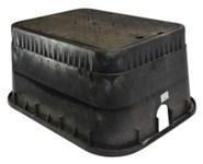 D1500-disb Nds 13 X 20 X 12 Polyolefin Meter Box Lid CAT423B,D1500-DISB,D1500-DISB,052063046792