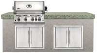 Bip500rbnss-2 D-w-o Napoleon Built-in Grill Natural Gas 31 66000 Btu 4 Burner Ss CATNAP,BIP500RBNSS,NGG,NAPBIP500RBNSS,BI500,