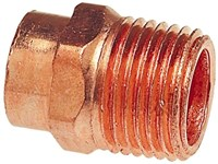 3/8 X 1/4 Reducing Male Adapter Lf Copper CAT451,30039923303067,50 39R709,039923303066,685768206378