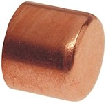 1/4 (3/8 Od ) Copper Cap Copper Dom CAT451,CF11738,617,CCAP38,CCAPB,30622,CHB,68576830622,CRH3,CRH38,CH3,W07004,WP17,039923306227,685768211037,683264306226,