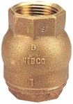Nl93088 Nibco 3/4 Bronze Alloy Spring Fip X Fip Check Valve