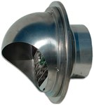 Vt4-sh Noritz Stainless Steel Horizontal Vent Termination CAT340N,VT4-SH,
