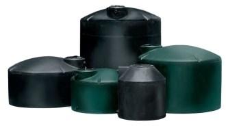 40627 Norwesco 1550 Gal Polyethylene Water Tank CAT434H,NW155040235,WT1550,WT15,