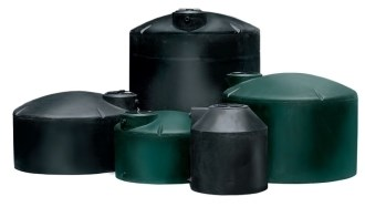 40702 Norwesco 305 Gal Polyethylene Water Tank CAT434H,NW030040213,WT30,WT300,