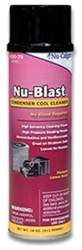4290-75 Nu-blast 18 Oz Aerosol Can Coil Cleaner CAT415,20681001429003,CAC,681001429009