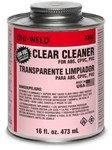 7346s Oatey Clear Cleaner In Can Pt CAT468U,UC16,730016,46810556,1PCP,083675073463