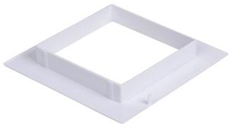 38942 Oatey Sba Plastic Imb/gob Face Plate CAT306,IMCP,IMBCP,IMBT,038753389424,717510383751