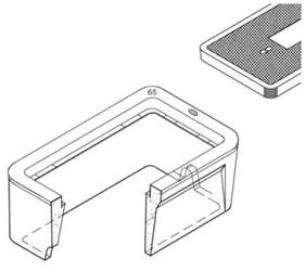 B65 31.5 X 20 X 12 Concrete Meter Box W/ Solid Ci Lid CAT663,B65,CMB,