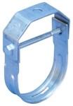 4100125eg Erico 1-1/4 Electrogalvanized Steel Light Duty Hanger