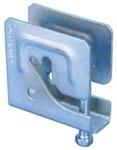 Ph6 Erico 3/8 In Electrogalvanized Steel Purlin Clamp