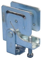 Phsw6 Erico 3/8 In Electrogalvanized Steel Purlin Clamp CAT444E,PHSW6,78285634765
