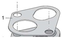 J20-12 Sta-rite Jet Pump Adapter Flange CAT401P,J2012,
