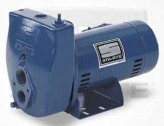 Slc Sta-rite Projet 1/2 Hp 115/230 Volts Convertible Jet Pump CAT401,ALC,CWP,WPUMP,SLC,