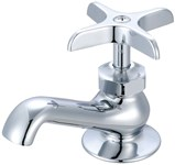 0239-p Central Brass Polished Chrome 1 Hole Cross Handle Lf Basin Faucet CAT152,0239P,15207046,0239C,239-C,0239-C,0239H,0239-H,239-H,239H,763439013422,30763439013423