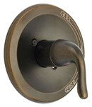 P4b-700orbjp Oil Rubbed Bronze Valve Trim Only Metal Lever Hndl (matbl700orbjp)