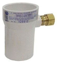 4 X 5/8 Pvc Dwv Sch 40 Adapter Compression CAT425P,PPA-4P625,PPA4P625,PRIMER,