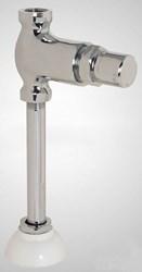 190-0 Prier Brass Triple Chrome Plated Urinal Flush Valve W/ Push Button CAT231,25052117,M1900,20001080,190-0,M1900,10046587000313,10046587000353,046587000934,1900,670210770545