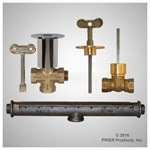 514-0001 Prier Adapter Fireplace Component