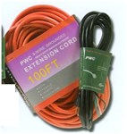 C02409 100 Ft 14 Awg Orange Extension Cord CAT727,02285,WIR,C02409,