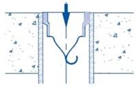 Tg33p Provent Proset 3 Pvc Trap Guard CAT425,MFGR VENDOR: PROVENT,PRCH VENDOR: 220165,TG33IP,