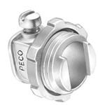 130 Peco 3/8 Zinc Bx Conduit Connector CAT702,E130,078524411300