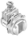 132 Peco 3/8 Zinc Mc Conduit Connector
