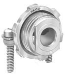 135-c Peco 3/8 Zinc Mc Conduit Connector CAT702,135C,E135C,078524411356