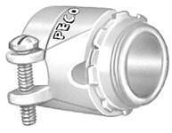 220 Peco 3/8 Zinc Conduit Connector CAT702,CN22038,E220,RS38,RCC,PEC220,ARLL42,078524412200