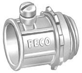 302 Peco 1 Zinc Emt, Concrete Tight Set Screw Conduit Connector CAT702,E302,EMAG,SSCNG,SSCN100,PEC302,ARL802,SSC1,078524413020
