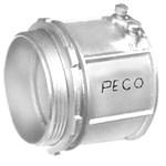 306 Peco 2-1/2 Zinc Emt, Concrete Tight Set Screw Conduit Connector CAT702,306,78524413060,SSCNL,SSCN250,ARL806,E306,SSC212,078524413060