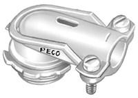 40 Peco 90 Deg 3/8 Die-cast Zinc Angle Connector CAT702,CN4038,E40,GL38,PEC40,ARL850,078524410400