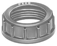 501 Peco 1/2 Plastic Insulating Conduit Bushing