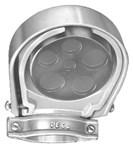 706 Peco 2-1/2 Die-cast Aluminum Clamp-on Service Head CAT702,E706,SEH,PEC706,ARL146,078524417060