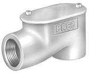730 Peco 1/2 Die-cast Aluminum Conduit Elbow CAT702,E730,078524417300
