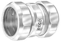 984 Peco 1-1/2 Rig/imc Steel Compression No Thread Conduit Coupling CAT702,984,78524419840,078524419840