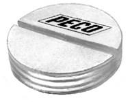 P-1 Peco 1/2 Die-cast Zinc Weatherproof Knockout Seal CAT702,P1,P-1,EP1,EP12,SHLTP7940,EP050,078524457001,
