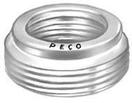 Rb150-125 Peco 1-1/2 X 1-1/4 Steel Reducing Conduit Bushing CAT702,E70,RB150125,ARL531,EB150125,078524410700