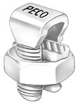 Sb2 Peco Split Bolt Serv Connector 6 Sol 2 Strd CAT702,ESB2,ESBC,078524464012