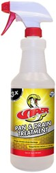 Rt800s Refrigeration Technologies Viper 1 Quart Colorless Drain Cleaner CAT838,RT800S,