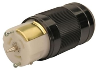 Ll550c Connector 50a 120/240v Cs6364 CAT752R,LL550C,CS6364C,75200820,007847780464,