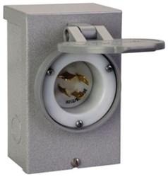 Pb20 Power Inlet Box 20a 120/240v L14-20p CAT752R,PB20,